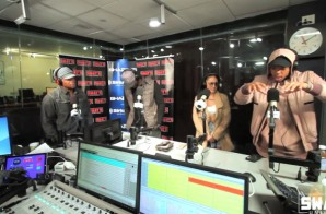 DON MYKEL leaves SWAY And His Team Shook On SwayInTheMorning (Freestyle) (Video)