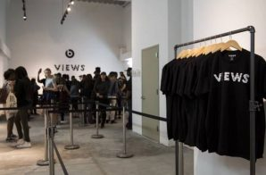 """Drake Fans In NYC Laced With Free Merch At """"Views From the 6"""" Pop-Up"""