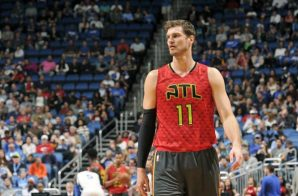 Hawks Star Tiago Splitter Set To Join El Patron 105.3 FM For The First Half of Tonight's Game 3
