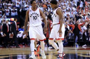 Kyle Lowry, DeMar DeRozan & The Toronto Raptors Are Headed To The 2016 Eastern Conference Finals