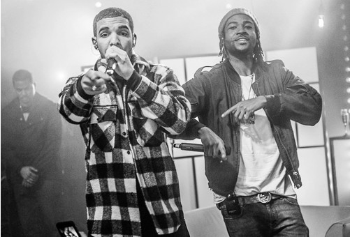 Quentin Miller Isn't The Only On Writing Songs For Drake, New PND Reference Tracks Have Surfaced!