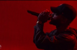 "Bryson Tiller Performs ""Exchange"" On Seth Meyers (Video)"