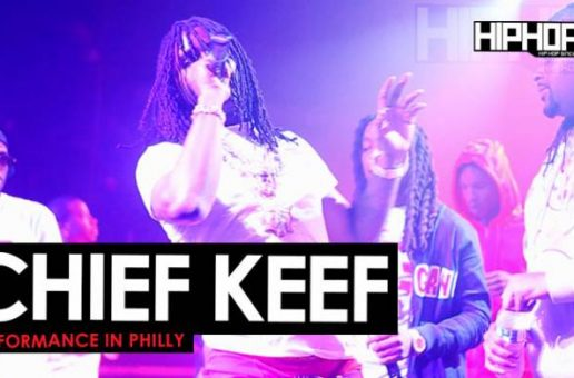 Chief Keef Performance in Philly (5/8/16)