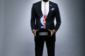 Karl Anthony-Towns Has Been Named The 2015-16 NBA Rookie Of The Year (Video)