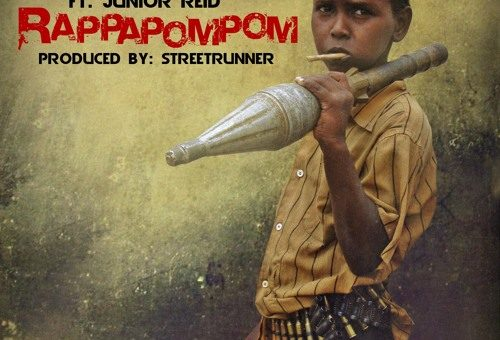 Lil Wayne – RappaPomPom Ft. Junior Reid (Prod. By StreetRunner) (Mastered)