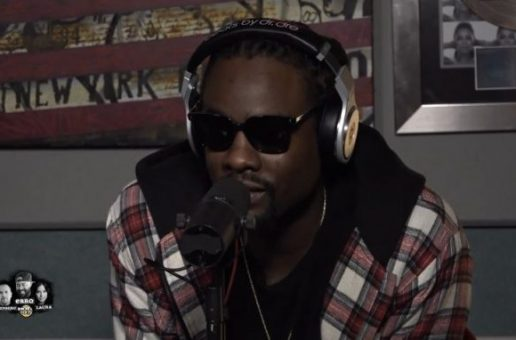 Wale Talks Meek Mill, Trying To Get WizKid On Roc Nation & More On Ebro In The AM (Video)