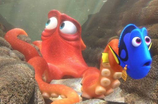 """Disney Does It Again: """"Finding Dory"""" (Movie Review)"""