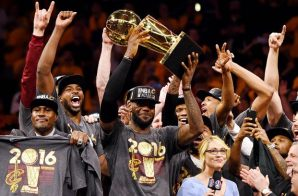 LeBron James, Kyrie Irving & The Cleveland Cavaliers Are The 2016 NBA Champions (Video)