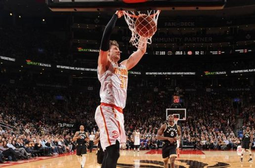 Staying Put: The Atlanta Hawks Exercise Their Contract Option on Big Man Mike Muscala