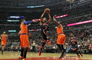 New York State Of Mind: The Chicago Bulls Trade Derrick Rose To The New York Knicks
