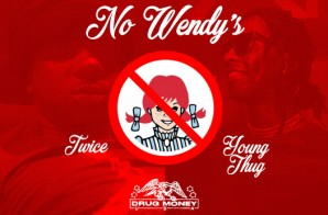 """Young Thug – """"No Wendy's (Controlla Remix)"""" Ft. Twice"""