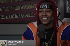 Mike Zombie Talks Working w/ OVO Sound, Upcoming 'Humble Genius' Album, & More On Ebro In The Morning