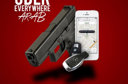 AR-AB – Uber Everywhere Freestyle