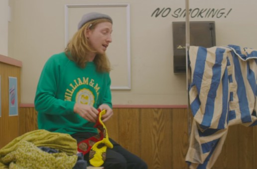 Asher Roth – Laundry Ft. Michael Christmas x Larry June (Video)