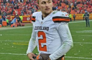 Former Cleveland Browns QB Johnny Manziel Has Been Suspended 4 games For Violating The NFL's Substance Abuse Policy