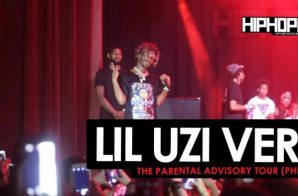 Lil Uzi Vert Performance – The Parental Advisory Tour (Philly)
