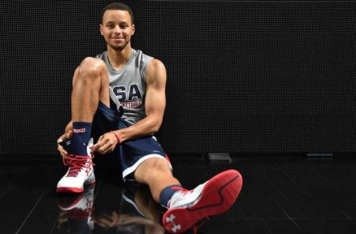 Rio Is A No Go For The NBA MVP: Steph Curry Withdraws From The 2016 Summer Olympics in Rio