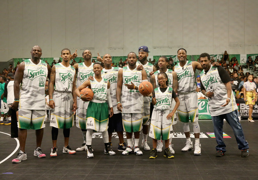 All the Highlights from Saturday's Celeb Basketball Game ...