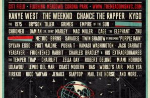 Kanye West, Chance The Rapper & The Weeknd Set to Headline 'Meadows' Festival