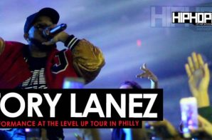 Tory Lanez Performance in Philly – The Level Up Tour