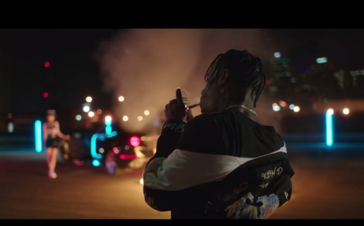 Major Lazer – Night Riders Ft. Travi$ Scott x 2 Chainz x Pusha T x Mad Cobra (Video)