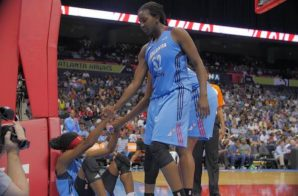 WNBA Game Night: The Atlanta Dream Host The Chicago Sky Tonight At Philips Arena; Tip Off Is At 7:30