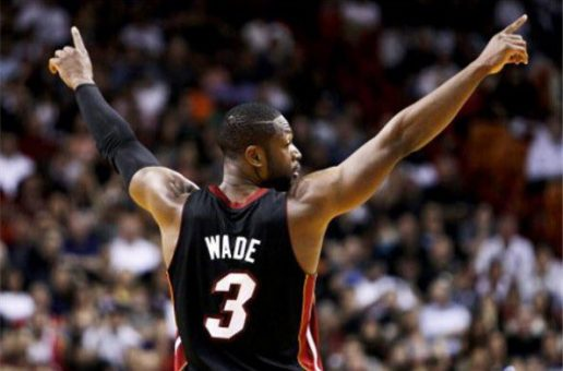 Leaving South Beach: Dwyane Wade Opts Out With The Miami Heat; Cavaliers, Mavericks & Spurs On Wade's Wish List