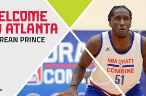 The Atlanta Hawks Have Acquired The Rights To The 12th Overall Pick Taurean Prince From The Utah Jazz