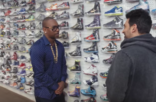 Sneaker Shopping with Cam'ron