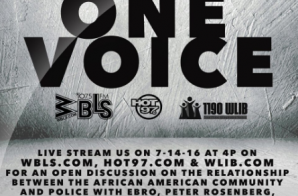 Live Stream Hot 97's #OneVoice Today At 4 pm (EST)