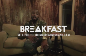 Born Hustlers Ent. – Breakfast (Video)