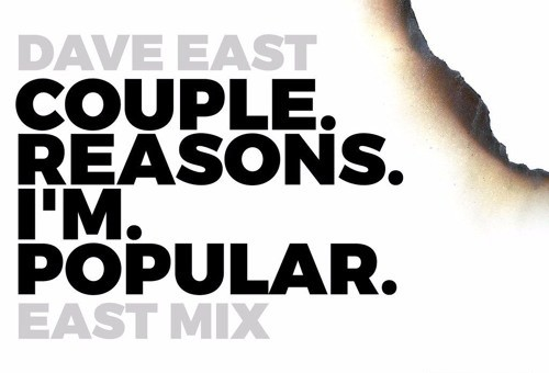 "Dave East – For Free ""Couple Reasons I'm Popular"" (EastMix)"