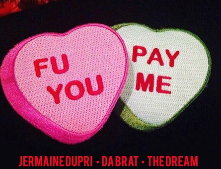 Jermaine Dupri – FU Pay Me Ft. Da Brat & The Dream