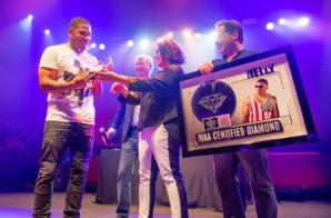 "Nelly's ""Country Grammar"" Goes Diamond!"