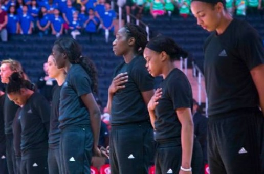 The WNBA Fined Players For Wearing Black Lives Matters & Black Warm Up Shirts In Response To Recent Killings