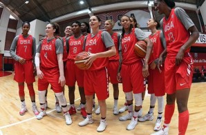 Angel McCoughtry, Elena Delle Donne & the #USABWNT Take on France Today at 6pm EST