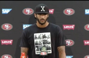 Stand Up Guy: San Francisco 49ers QB Colin Kaepernick Protested the National Anthem Due to America's View on Minorities