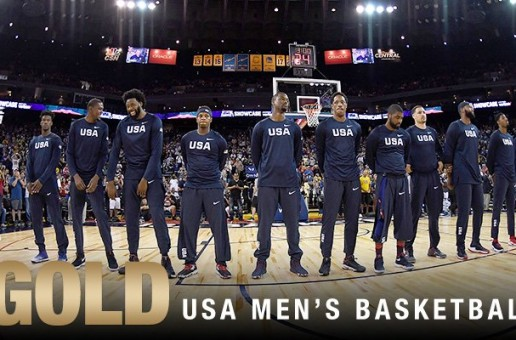 Golden Champions: #USABMNT Defeats Serbia (96-66) to Win the United States Third Straight Olympic Gold