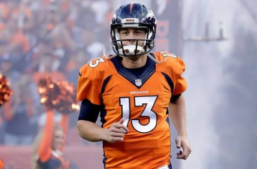 The Denver Broncos Have Named Trevor Siemian Their New Starting Quarterback