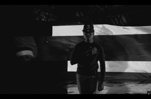"""Chance The Rapper Stars In 'Nike: Unlimited Together"""" Commercial (Video)"""