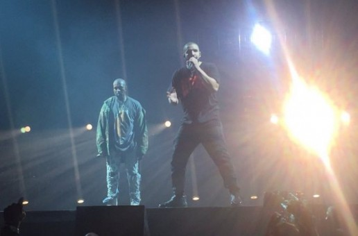 Could Kanye West And Drake Be Dropping A Joint Album?
