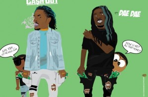 Ca$h Out x Dae Dae – Pocket Watching (Prod. by Inomek in the Kitchen)