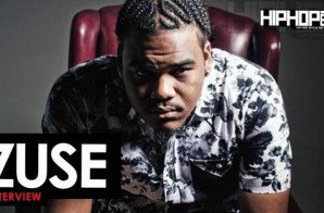 Zuse Talks 'Bullet 2: Banana Clip', Hip-Hop's New International Sound, Working with T.I., AfroBeats & More with HHS1987