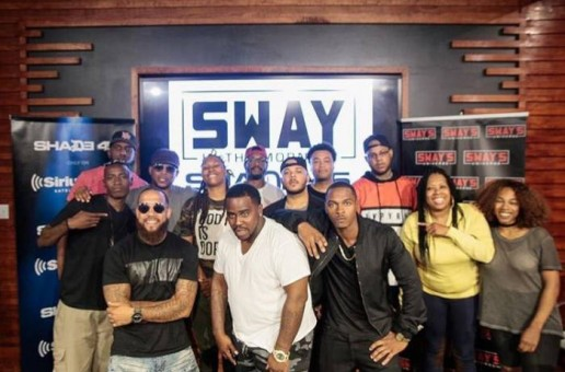 SunNY x John John Da Don – Sway In The Morning Friday Fire Cypher Freestyle: ATL Edition (Video)