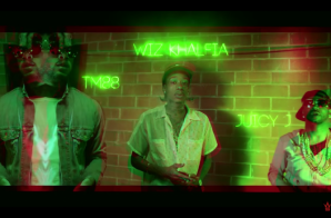 Juicy J x Wiz Khalifa x TM88 – Green Suicide (Video)