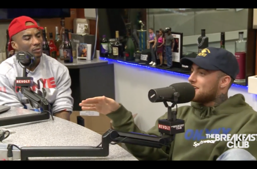 "Mac Miller Talks New Album ""The Devine Feminine"", Sobriety, Ariana Grande & More On The Breakfast Club (Video)"
