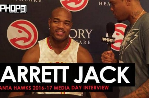 Jarrett Jack Talks Kevin Garnett Retiring, Returning to Atlanta, Entering The Georgia Tech Hall of Fame, the 16-17 NBA Season & More During 2016-17 Atlanta Hawks Media Day with HHS1987 (Video)