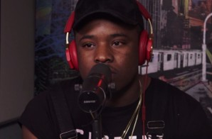 "Jay IDK Talks ""Empty Bank"" & Freestyles With Benjamin Franklin On Hot 97 (Video)"