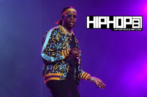 2 Chainz & Lil Wayne's Collegrove Performance Takes Over Made in America in Philadelphia (Photos & Video)
