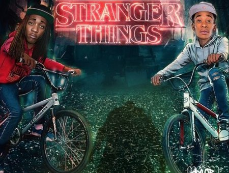 Wiz Khalifa x JR Donato – Stranger Things